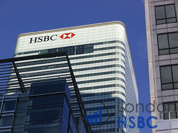 HSBC Building in London